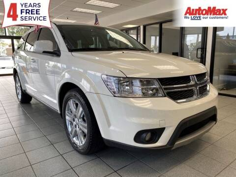 2014 Dodge Journey for sale at Auto Max in Hollywood FL