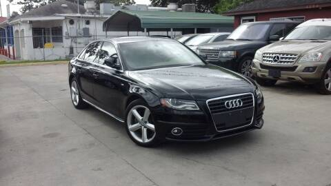 2012 Audi A4 for sale at Express AutoPlex in Brownsville TX