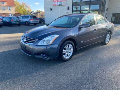 2010 Nissan Altima Hybrid for sale at MAGIC AUTO SALES in Little Ferry NJ