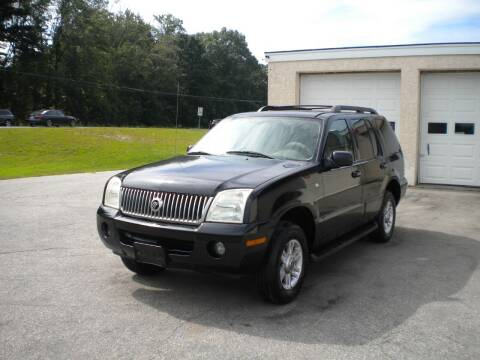 2005 Mercury Mountaineer for sale at Route 111 Auto Sales in Hampstead NH