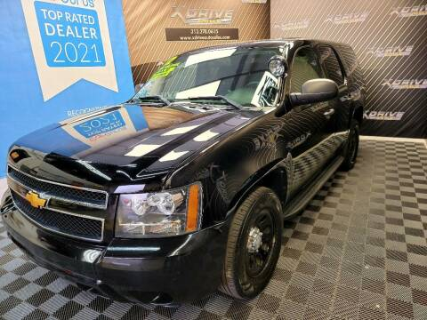 2012 Chevrolet Tahoe for sale at X Drive Auto Sales Inc. in Dearborn Heights MI
