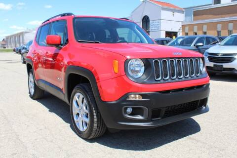 2018 Jeep Renegade for sale at SHAFER AUTO GROUP in Columbus OH
