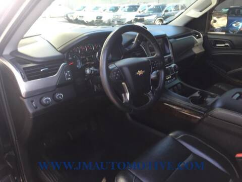 2015 Chevrolet Suburban for sale at J & M Automotive in Naugatuck CT