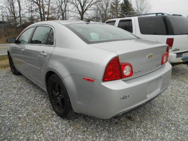 2012 Chevrolet Malibu for sale at David Hammons Classic Cars in Crab Orchard KY