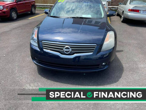 2007 Nissan Altima for sale at VALLEY IMPORTS LLC in Cincinnati OH