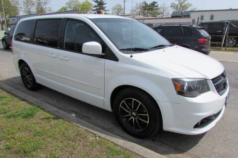 2014 Dodge Grand Caravan for sale at First Choice Automobile in Uniondale NY