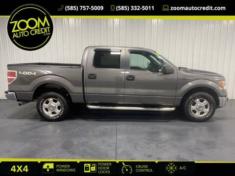 2014 Ford F-150 for sale at ZoomAutoCredit.com in Elba NY