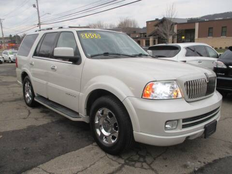 2005 Lincoln Navigator for sale at Car Depot Auto Sales in Binghamton NY