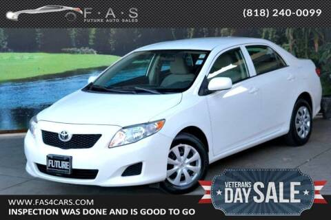 2010 Toyota Corolla for sale at Best Car Buy in Glendale CA