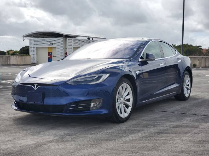 2016 Tesla Model S for sale at EV Direct in Lauderhill FL