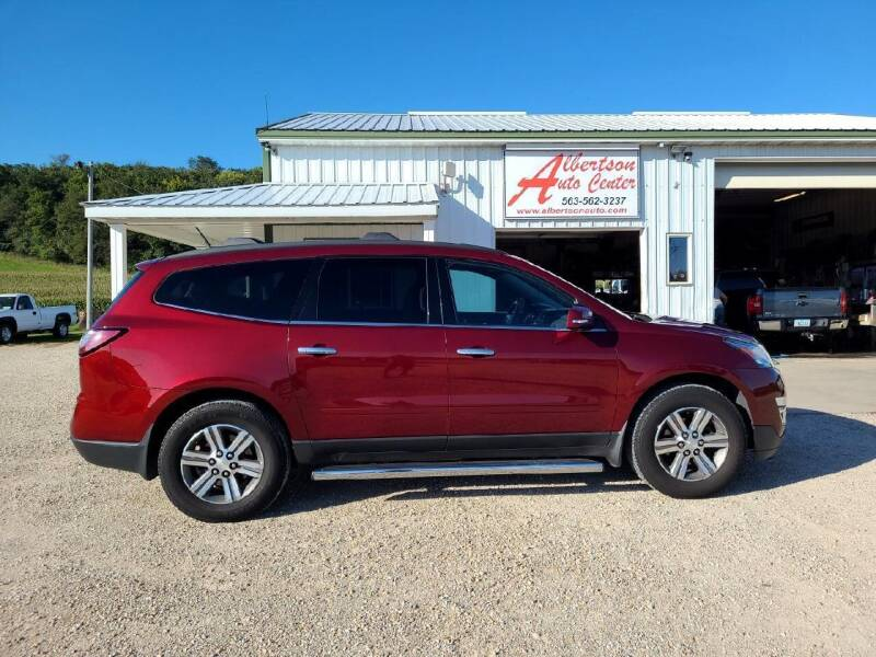 2016 Chevrolet Traverse for sale in Spillville, IA