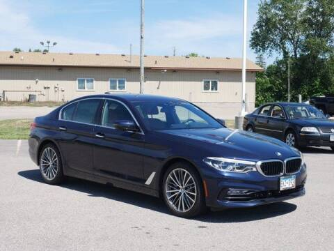 2017 BMW 5 Series for sale at Park Place Motor Cars in Rochester MN