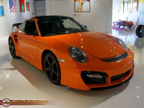 1999 Porsche 911 for sale at The New Auto Toy Store in Fort Lauderdale FL