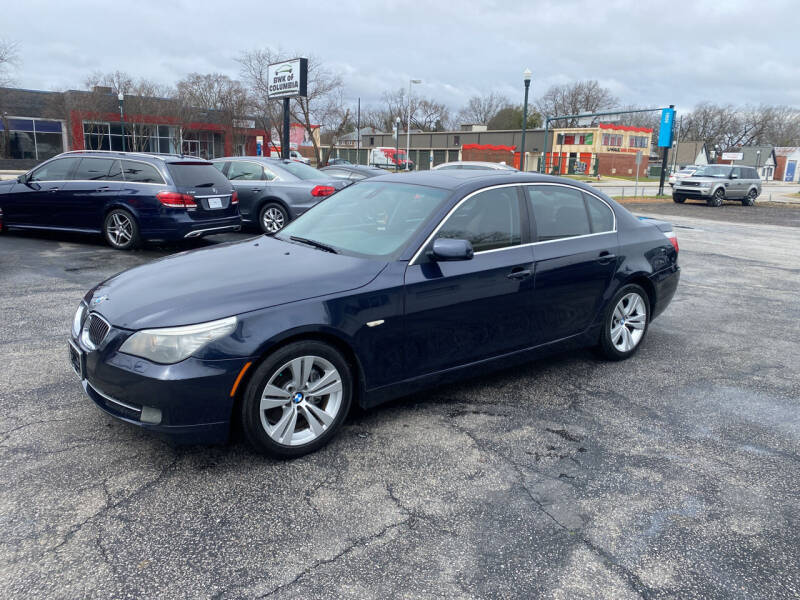 2010 BMW 5 Series for sale at BWK of Columbia in Columbia SC