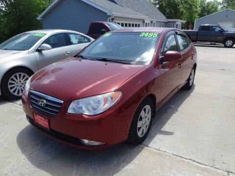 2008 Hyundai Elantra for sale at John's Auto Sales in Council Bluffs IA
