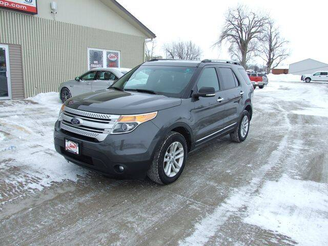 2015 Ford Explorer for sale at Koop's Sales and Service in Vinton IA