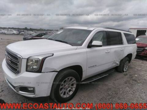 2019 GMC Yukon XL for sale at East Coast Auto Source Inc. in Bedford VA