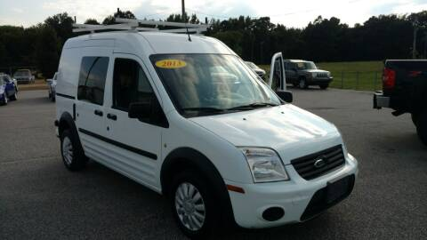 2013 Ford Transit Connect for sale at Kelly & Kelly Supermarket of Cars in Fayetteville NC