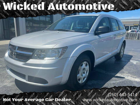 2010 Dodge Journey for sale at Wicked Automotive in Fort Wayne IN