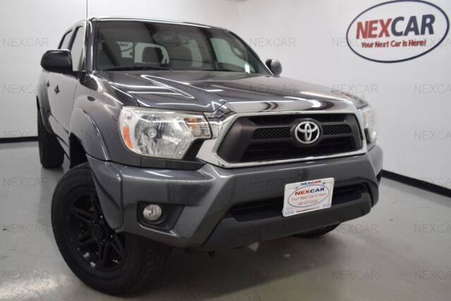2012 Toyota Tacoma for sale at Houston Auto Loan Center in Spring TX