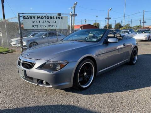 2004 BMW 6 Series for sale at Vantage Auto Group - Vantage Auto Wholesale in Lodi NJ
