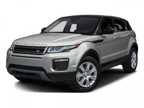 2016 Land Rover Range Rover Evoque for sale at J T Auto Group in Sanford NC