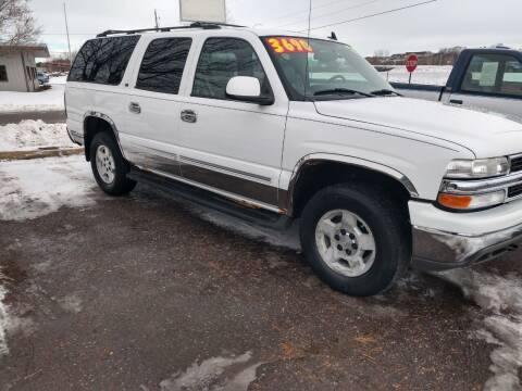 2006 Chevrolet Suburban for sale at Kull N Claude in Saint Cloud MN