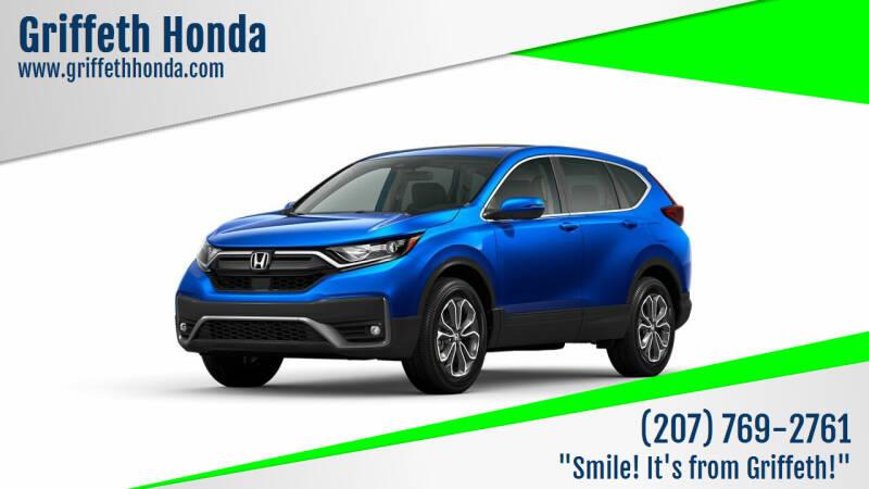 2021 Honda CR-V for sale in Presque Isle, ME