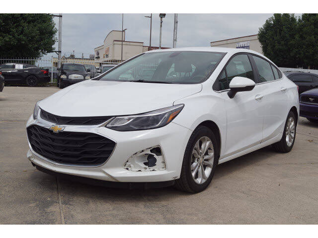 2019 Chevrolet Cruze for sale at Watson Auto Group in Fort Worth TX