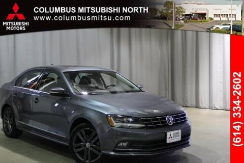 2018 Volkswagen Jetta for sale at Auto Center of Columbus - Columbus Mitsubishi North in Columbus OH