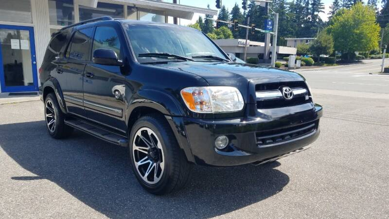 2006 Toyota Sequoia for sale at Seattle's Auto Deals in Everett WA