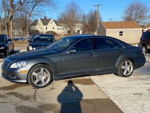 2009 Mercedes-Benz S-Class for sale at Bob Waterson Motorsports in South Elgin IL