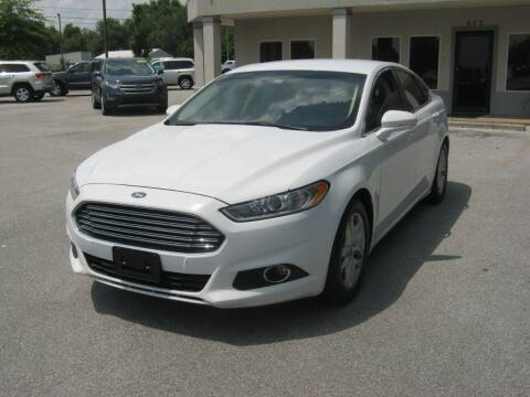 2013 Ford Fusion for sale at Premier Motor Co in Springdale AR