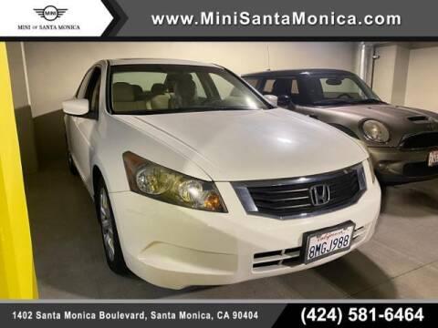 2010 Honda Accord for sale at MINI OF SANTA MONICA in Santa Monica CA