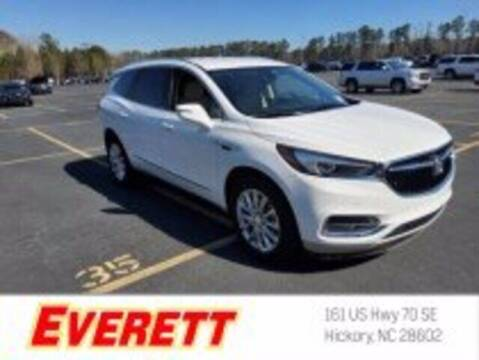 2020 Buick Enclave for sale at Everett Chevrolet Buick GMC in Hickory NC