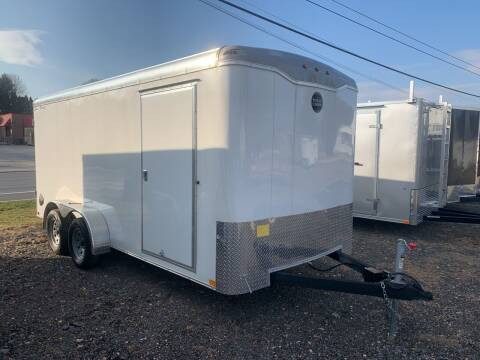 2020 Wells Cargo Road Force 7x16 for sale at Smart Choice 61 Trailers in Shoemakersville PA