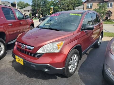 2008 Honda CR-V for sale at AFFORDABLE AUTO, LLC in Green Bay WI