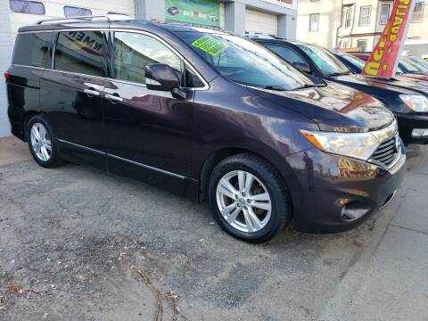 2011 Nissan Quest for sale at Devaney Auto Sales & Service in East Providence RI