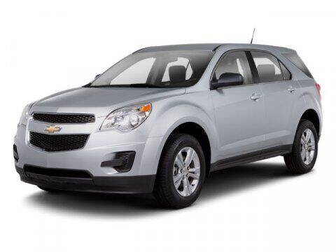 2013 Chevrolet Equinox for sale at GANDRUD CHEVROLET in Green Bay WI