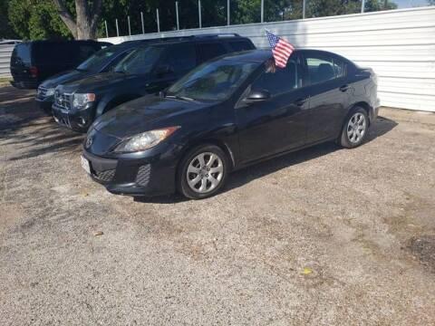 2013 Mazda MAZDA3 for sale at Bad Credit Call Fadi in Dallas TX
