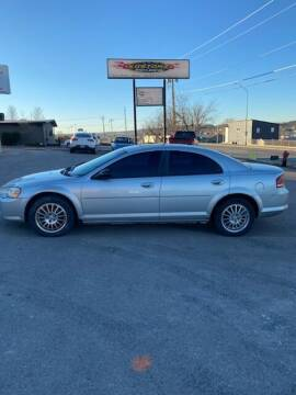 2006 Chrysler Sebring for sale at Kustomz Truck & Auto Inc. in Rapid City SD