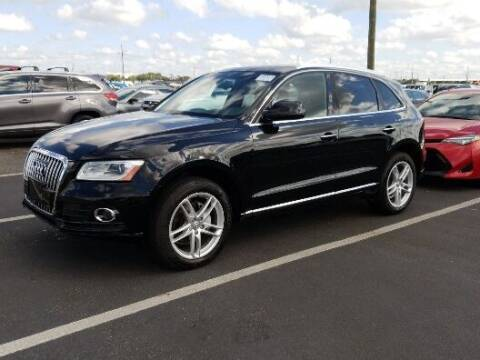 2017 Audi Q5 for sale at Florida Fine Cars - West Palm Beach in West Palm Beach FL