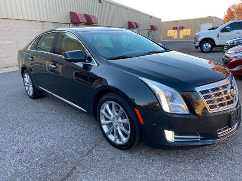 2014 Cadillac XTS for sale at CANDOR INC in Toms River NJ