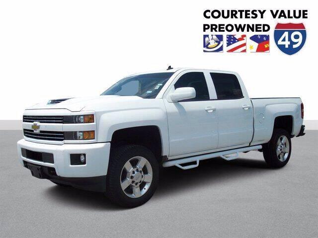 2015 Chevrolet Silverado 2500HD for sale at Courtesy Value Pre-Owned I-49 in Lafayette LA