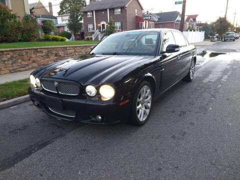 2008 Jaguar XJ-Series for sale at Blackbull Auto Sales in Ozone Park NY