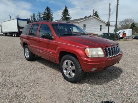 2003 Jeep Grand Cherokee for sale at DK Super Cars in Cheyenne WY