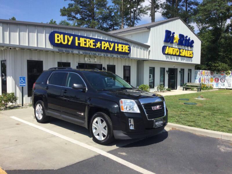 2012 GMC Terrain for sale at Bi Rite Auto Sales in Seaford DE