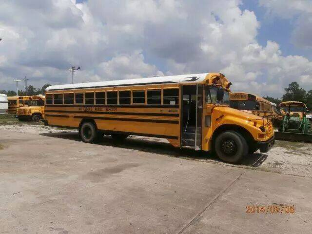 2005 Blue Bird Vision for sale at Global Bus Sales & Rentals in Alice TX