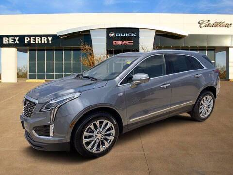 2022 Cadillac XT5 for sale at AutoJacksTX.com in Nacogdoches TX