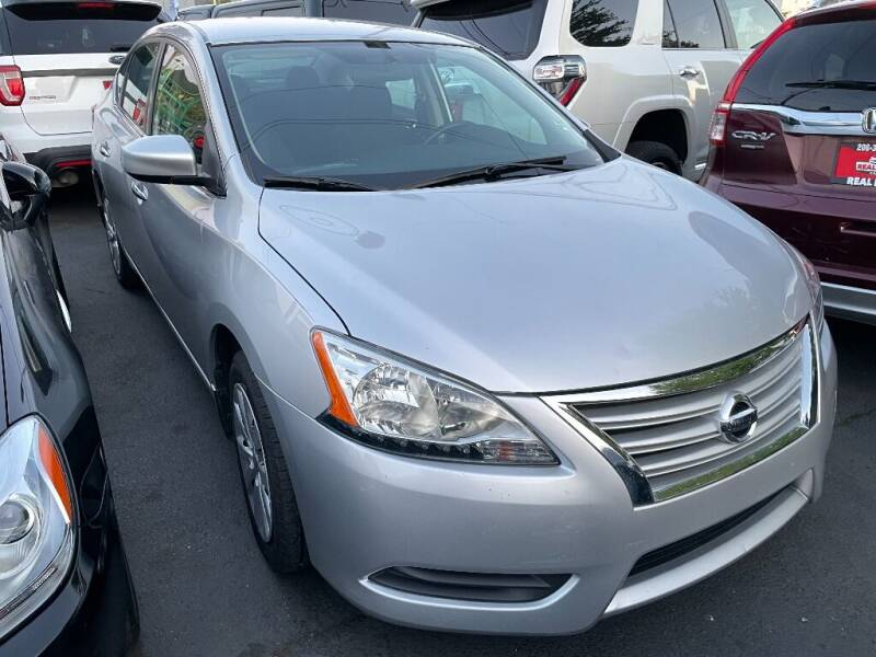 2015 Nissan Sentra for sale at Real Deal Cars in Everett WA
